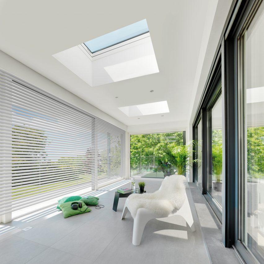 Fakro skylights