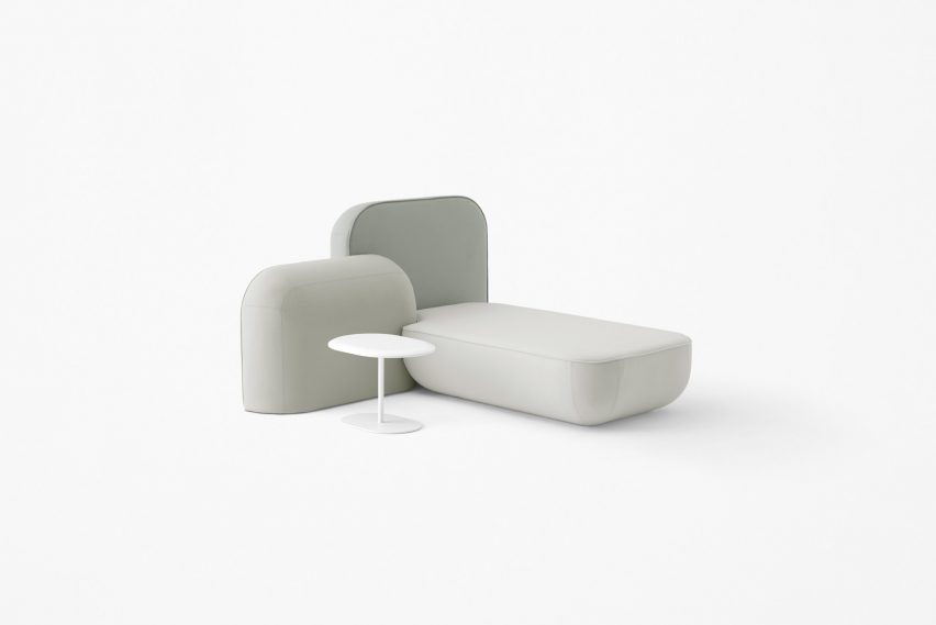 Milan: Flow and Okome by Nendo