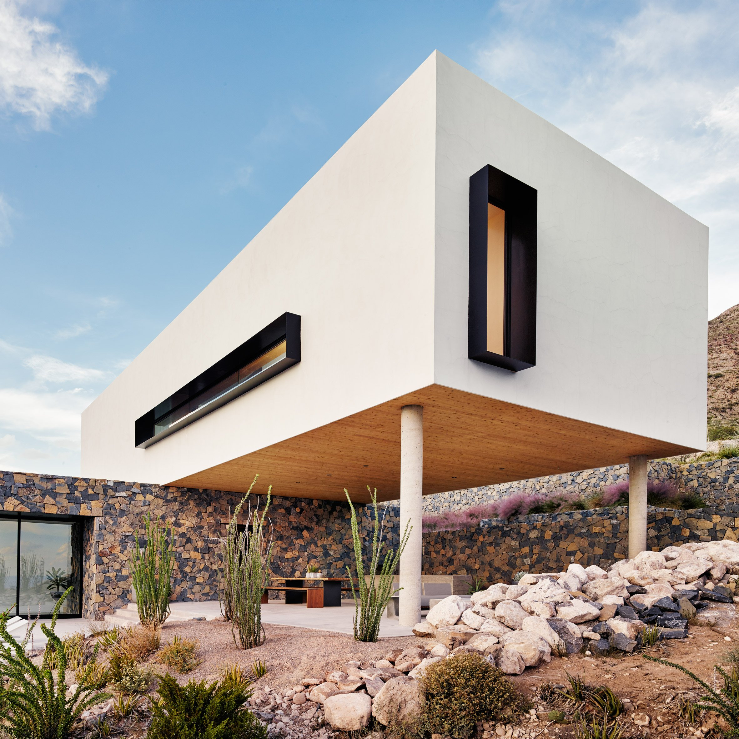 Desert architecture and design | Dezeen