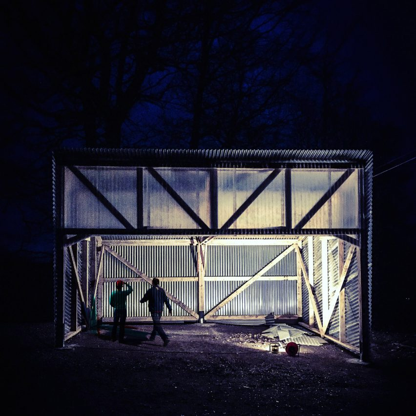 Ghost Barn by Invisible Studio