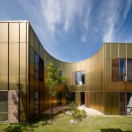 """NORD Architects' Copenhagen hospice aims to provide """"a unique place for the final journey"""""""