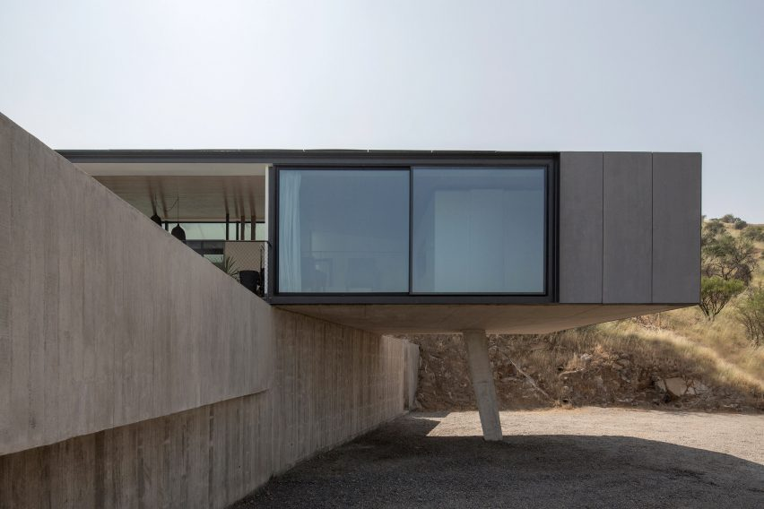 GZ House by Studio Cáceres Lazo