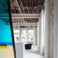 Humming Puppy Yoga Studio by Karen Abernethy Architects