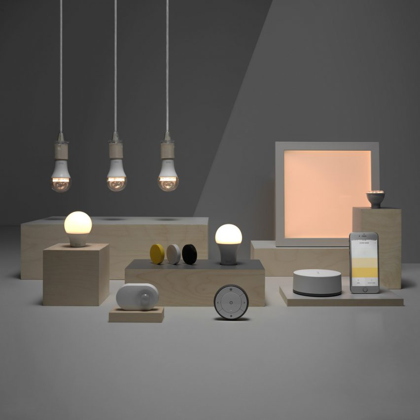 lumières intelligentes IKEA