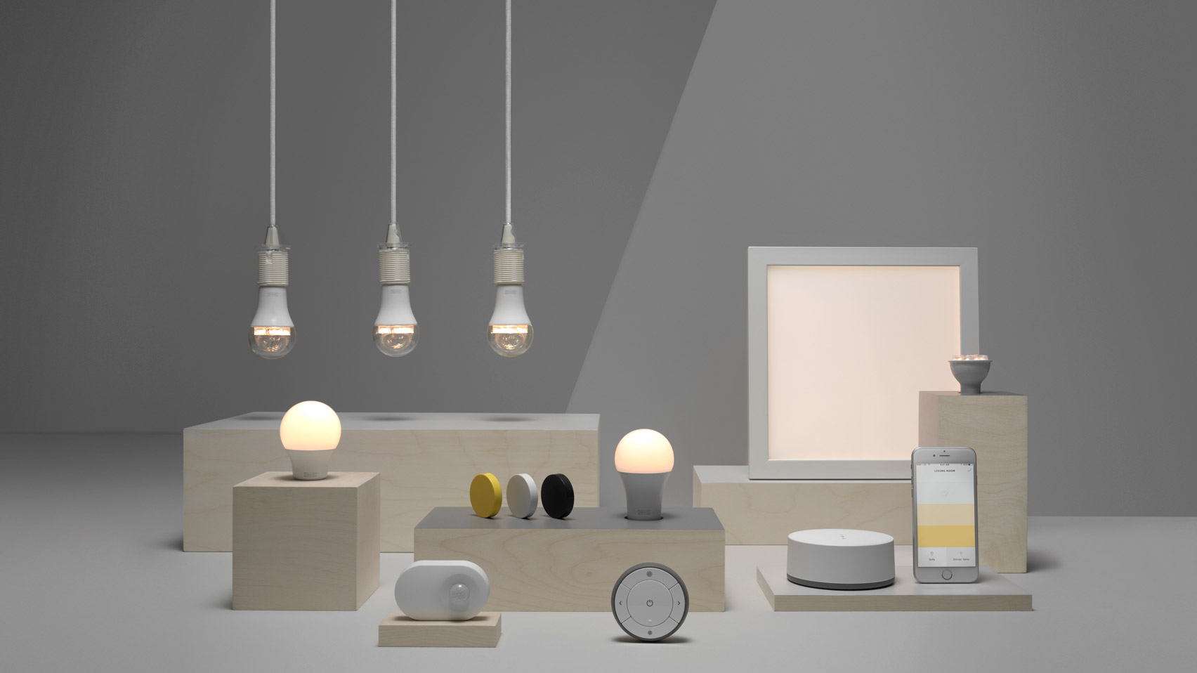 IKEA Ventures Into Smart Home Products With Trådfri Lighting Series