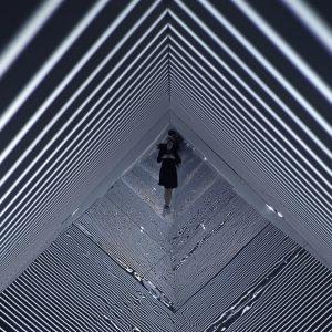 Infinity installation by Refik Anadol