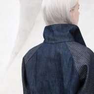 ISSHO by Pauline van Dongen with Italdenim