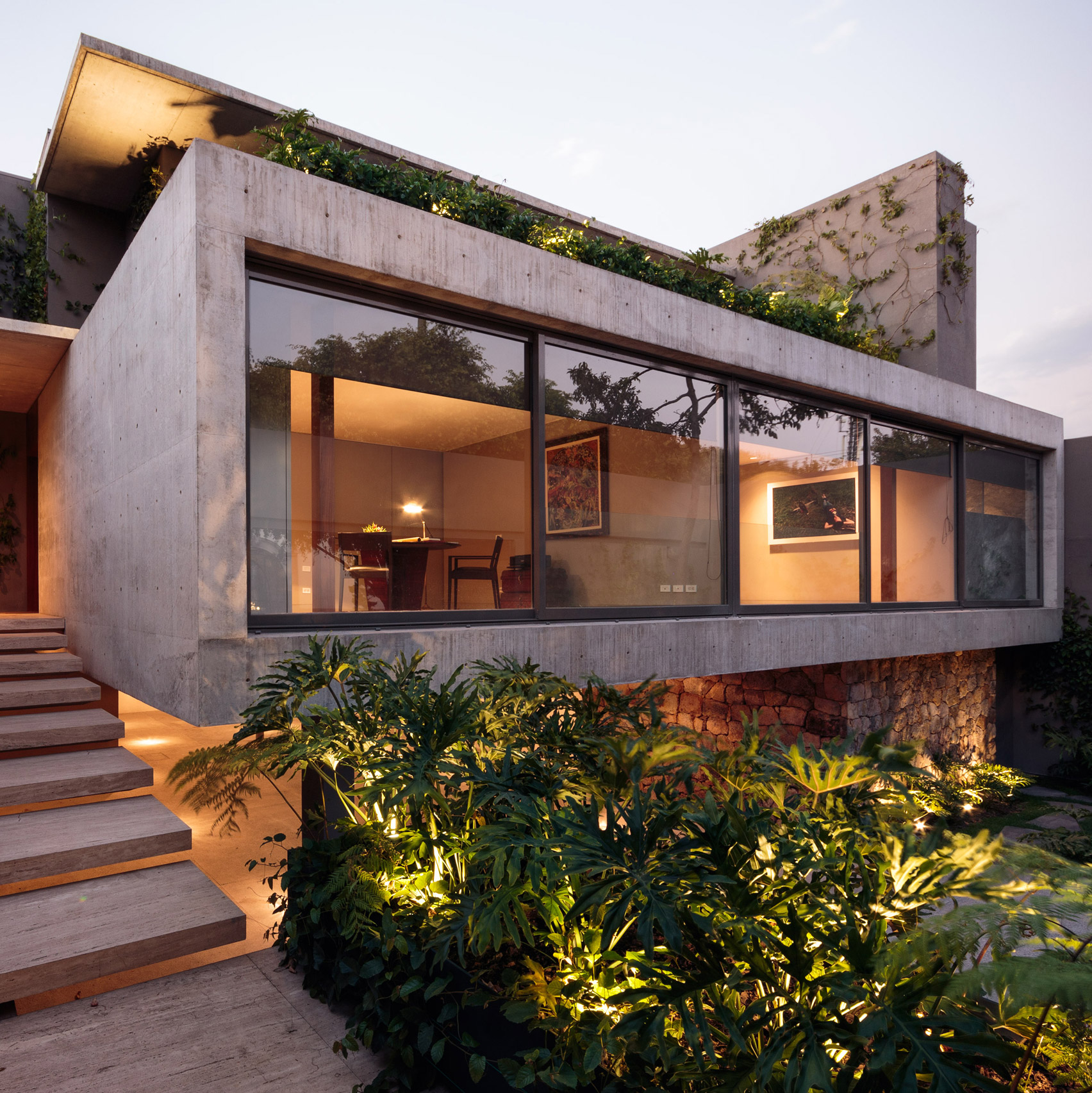 Monte Caucaso by JJRR/Arquitectura