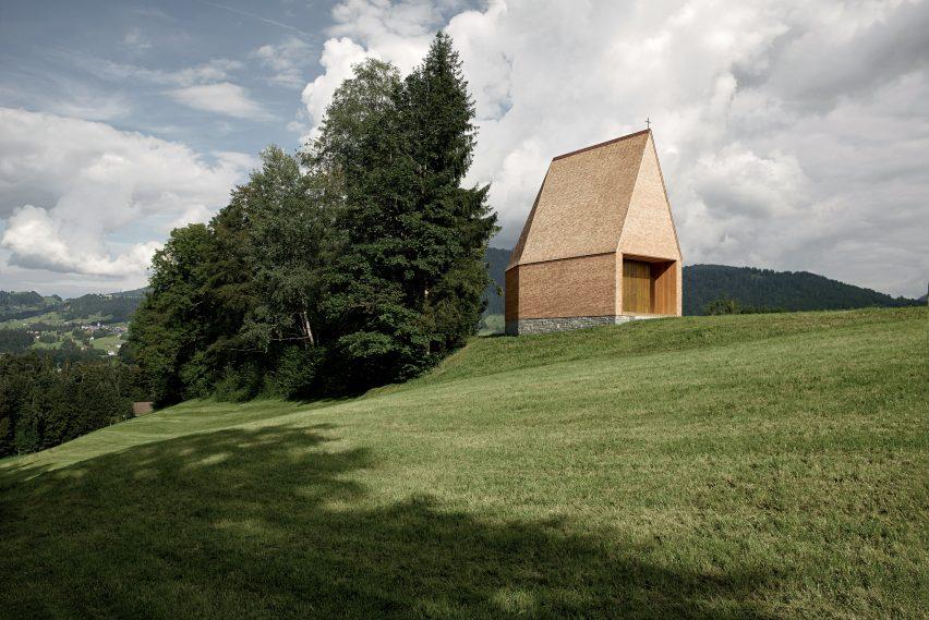 Kapelle Salgenreute by Bernardo Bader