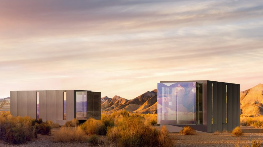 At Home De kasita aims to solve us housing crisis with high tech micro dwellings
