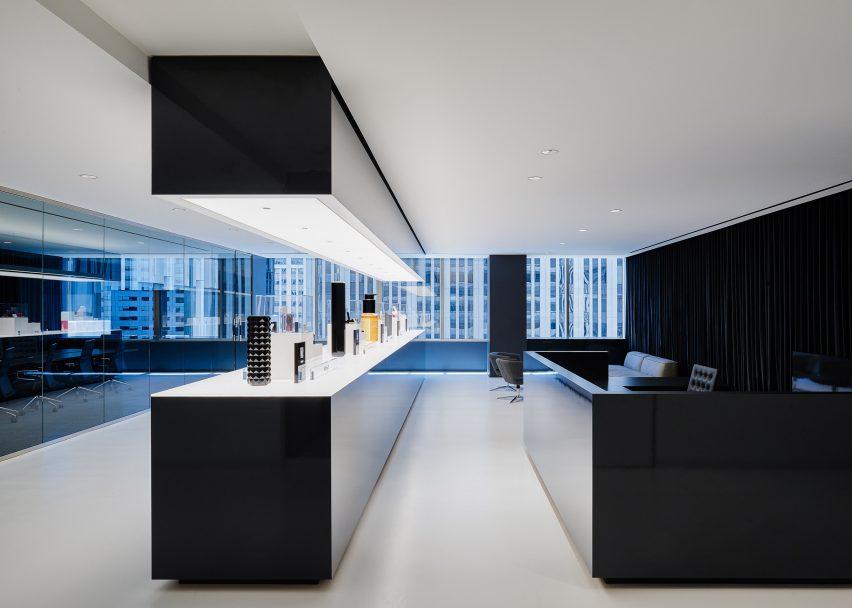 Architect And Design garcia tamjidi designs minimal office interior for san francisco