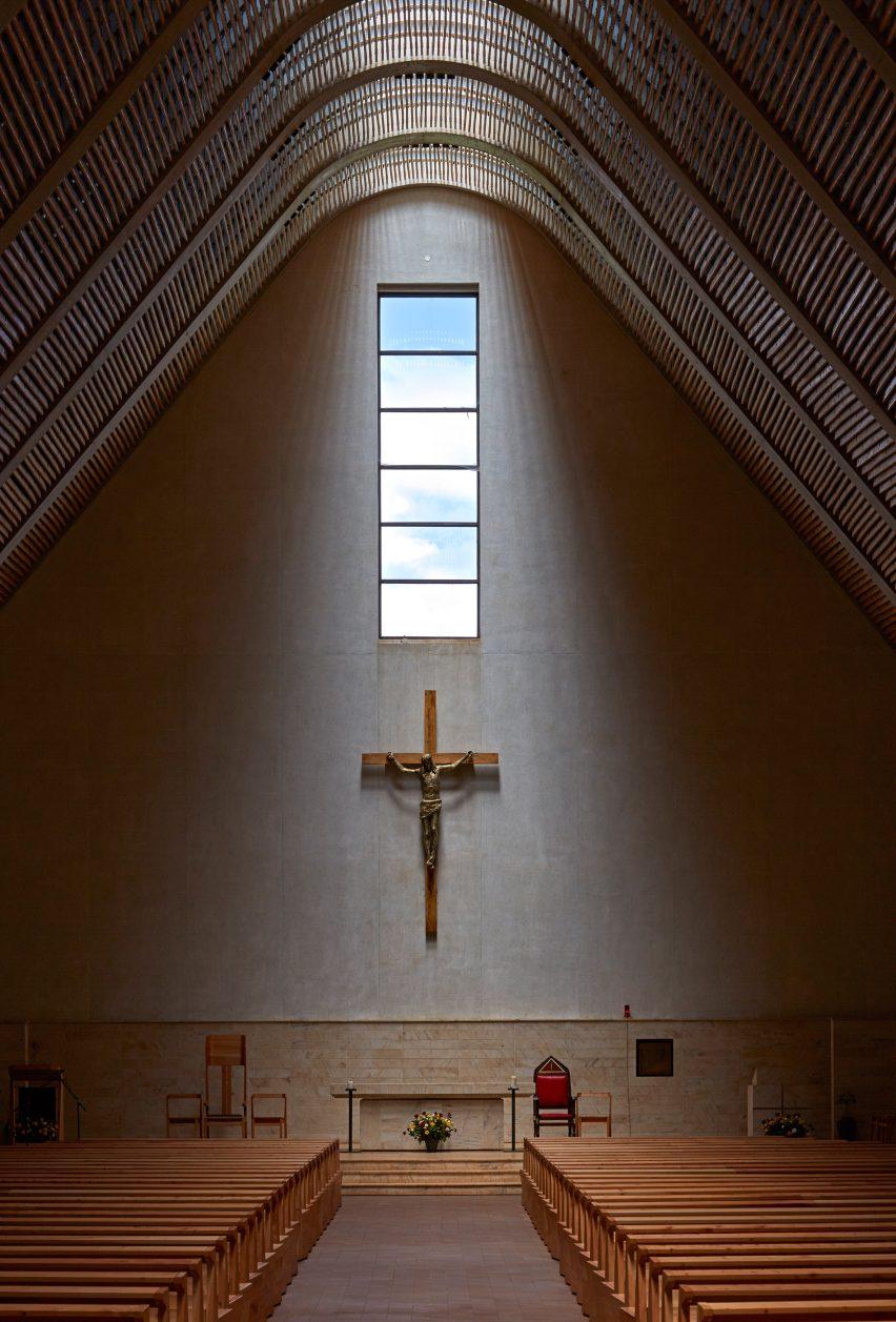 Kericho Cathedral by John McAslan
