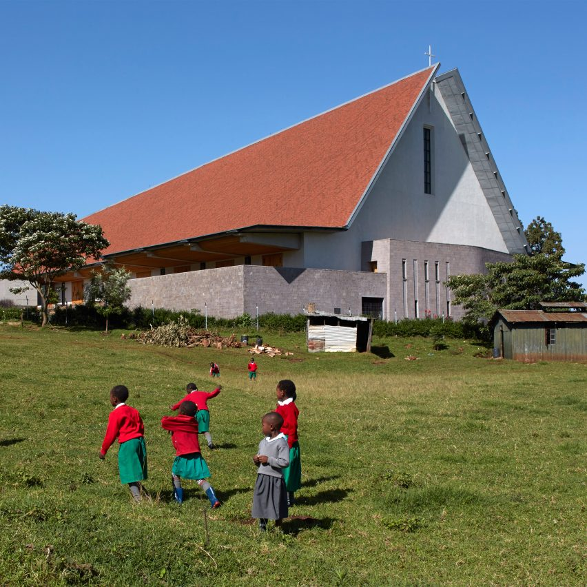 Kericho Cathedral by John McAslan