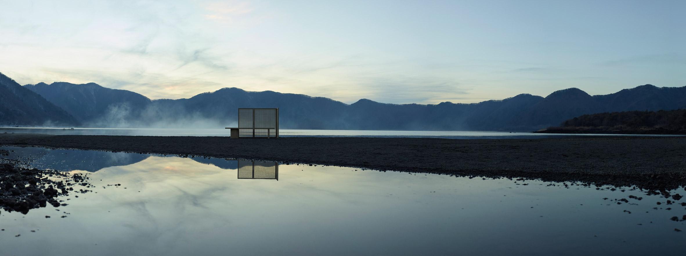 Shigeru Uchida's last work to be shown at Milan design week
