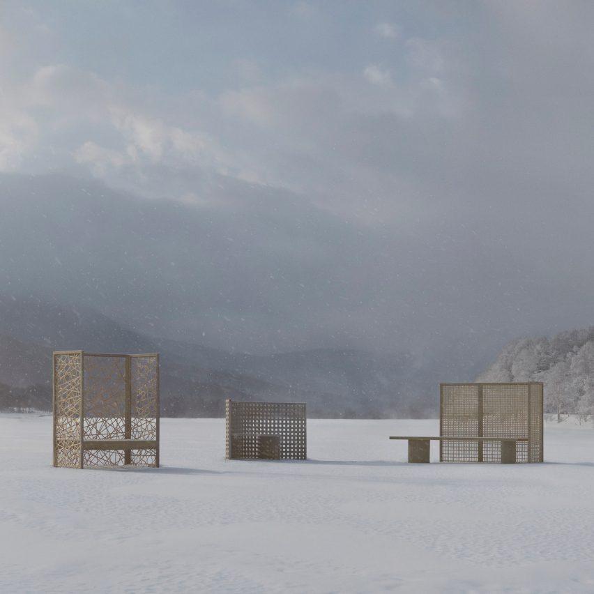 Khora collection by Adrian Cheng and Shigeru Uchida