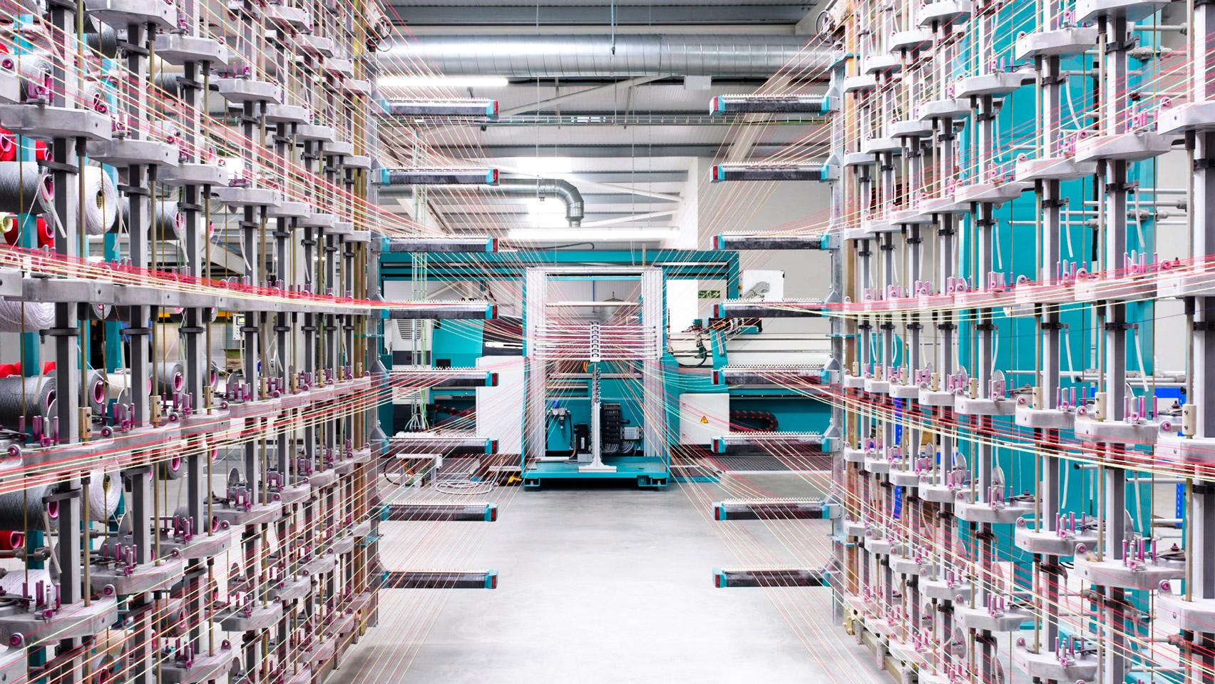 Kvadrat factory by Alastair Philip Wiper