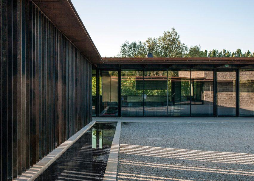 La Cuisine Art Center, 2014, Nègrepelisse, France