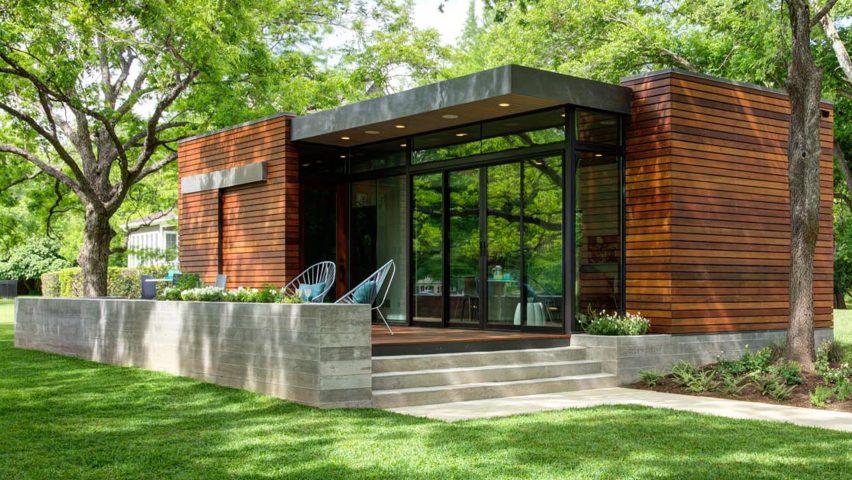 Lake Austin House by Un.Box studio
