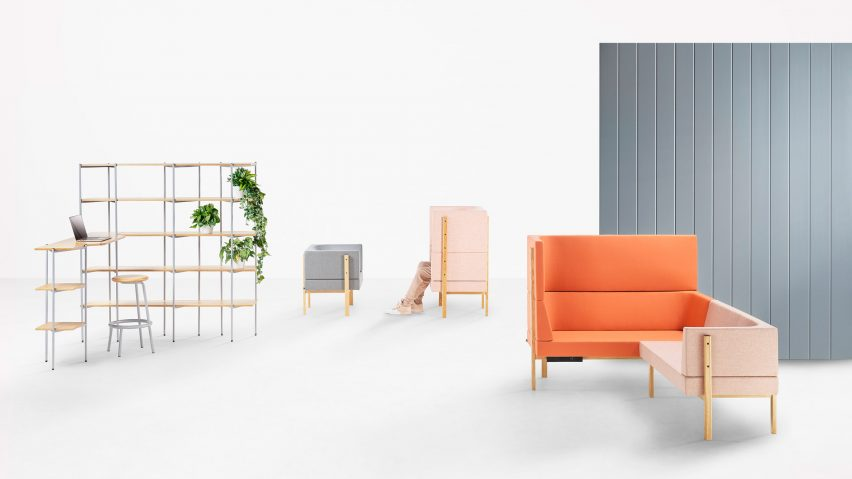 New Furniture Brand Les Basic By Alexander Lotersztain Wants To Help  Millennials Slow Down