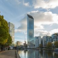 SOM and Squire and Partners complete tallest tower in London's Islington