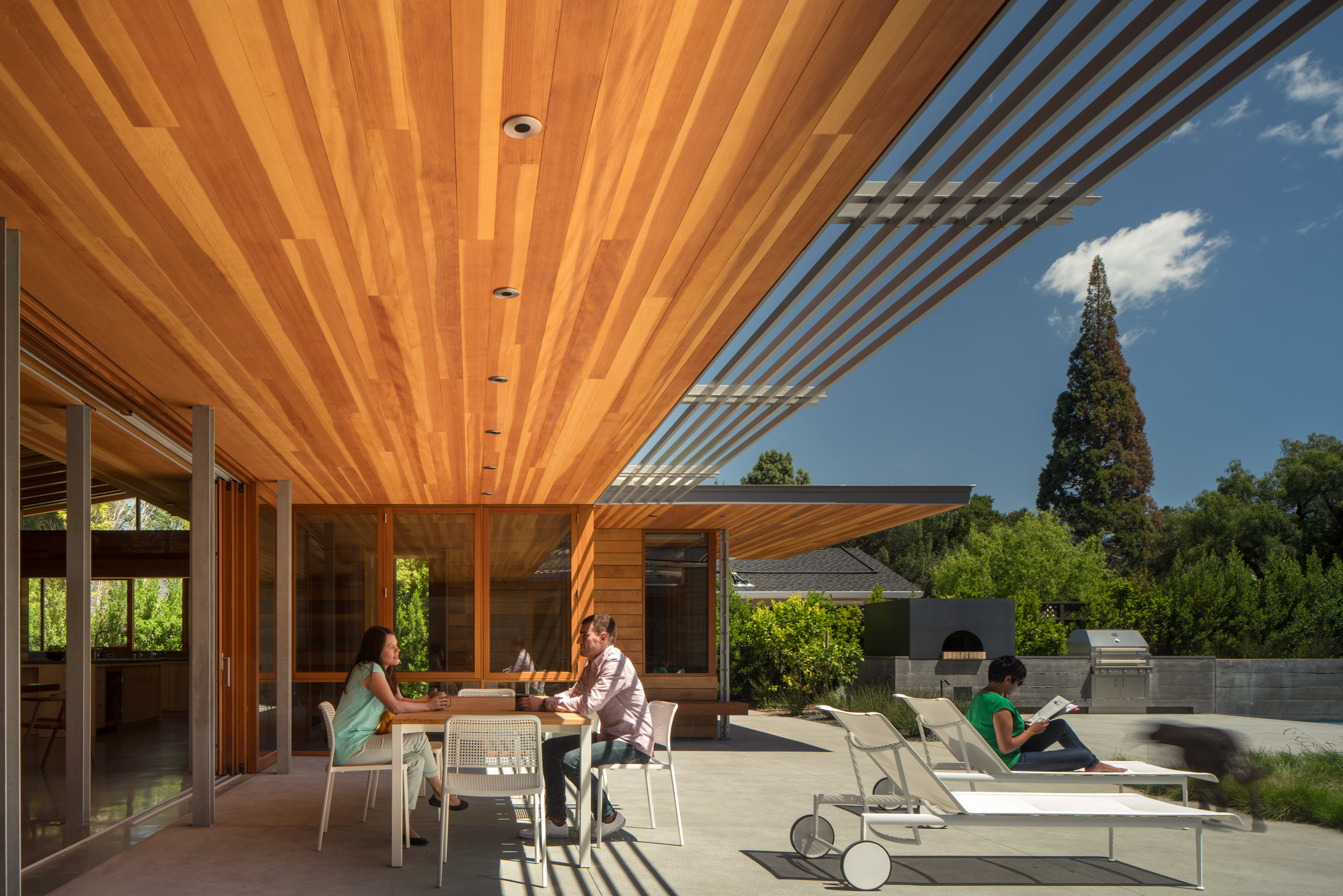 Los Altos Residence by Bohlin Cywinski Jackson
