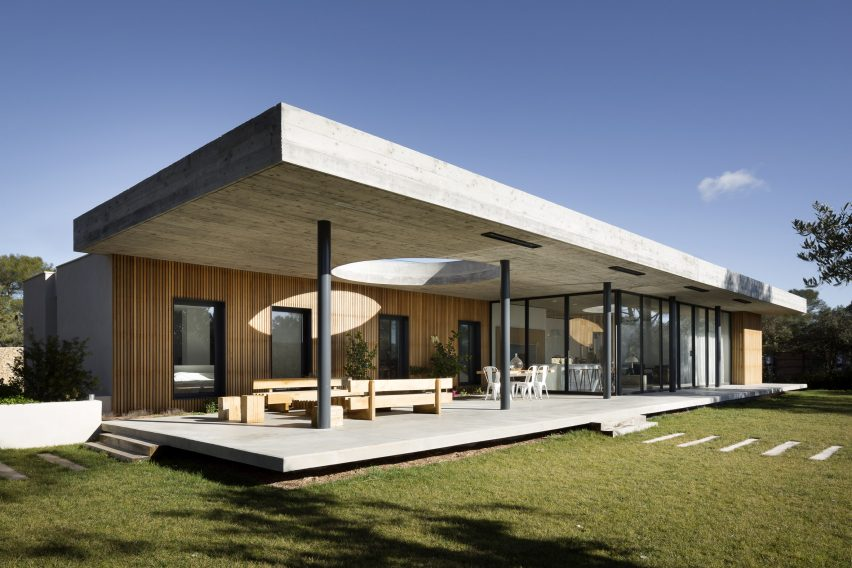 Beautiful maison by planchard violaine with extension design maison