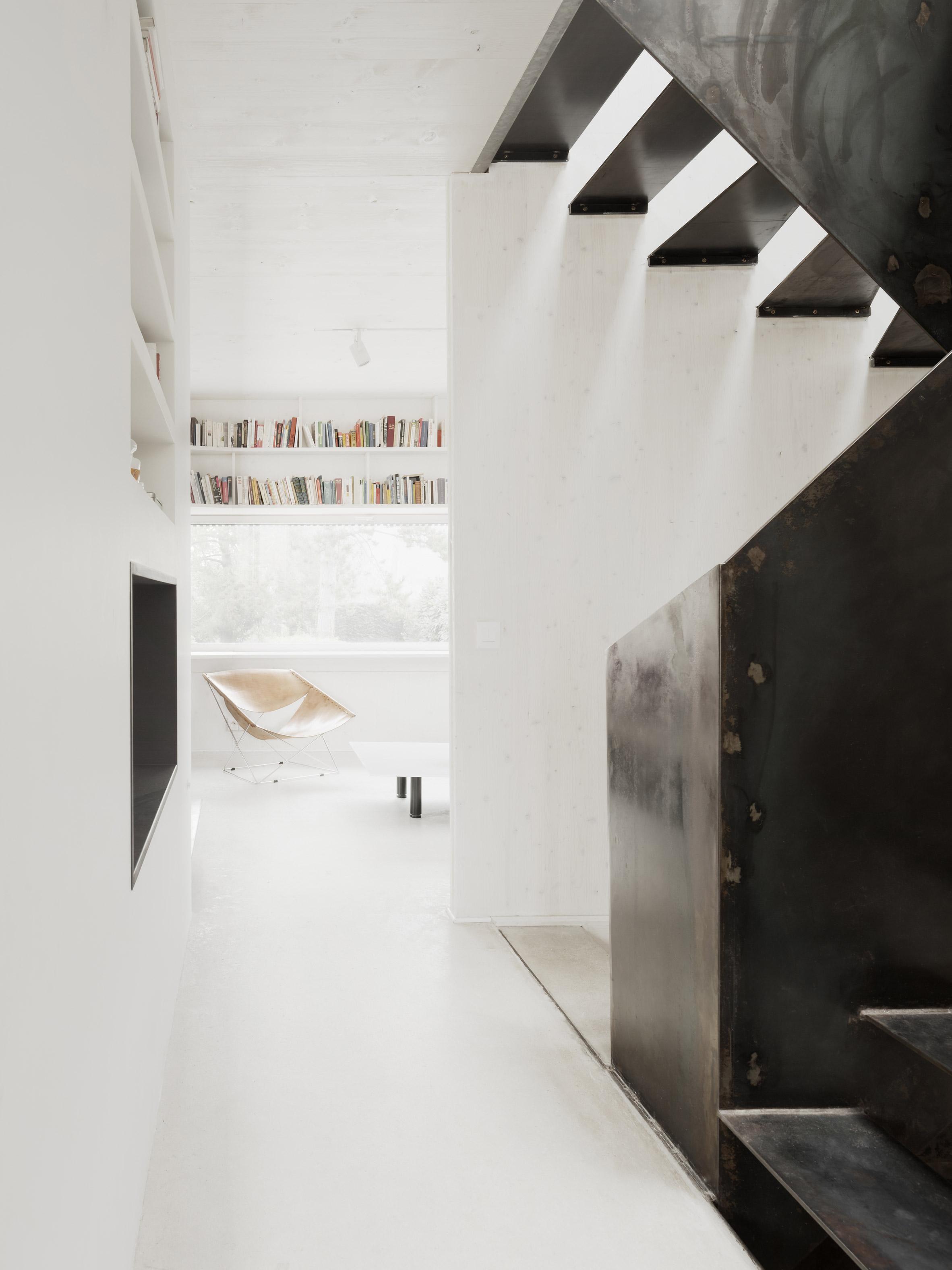 Marly House by Karawitz architects