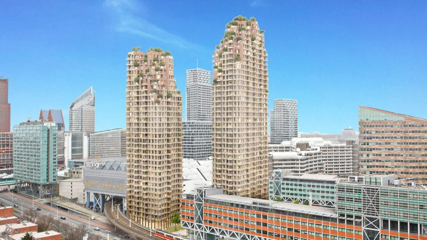 MVRDV towers