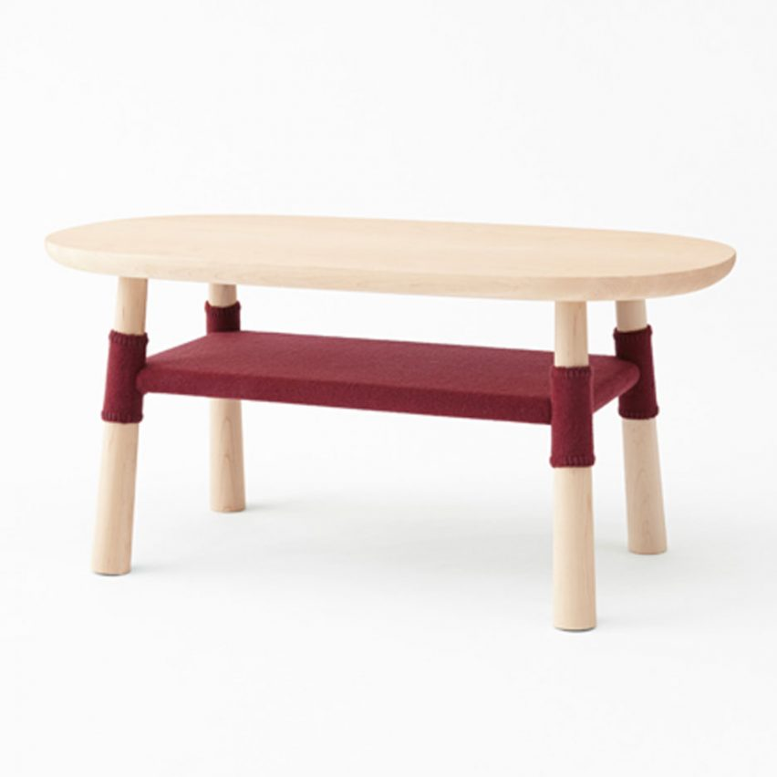 Pooh Tables by Nendo