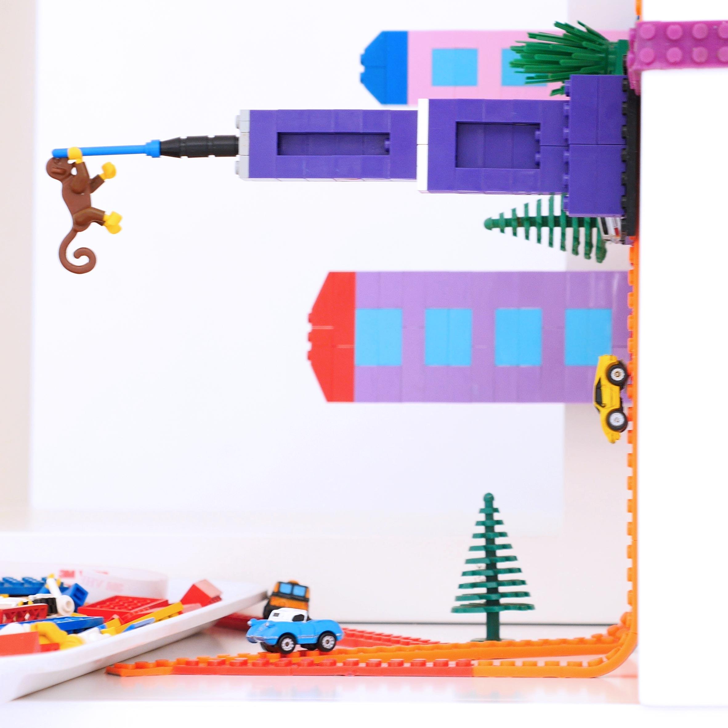 mega block, Nim Uno Loops Toy Block Tape Lego Tape BRAND NEW!!lego