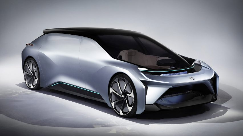 nio launches driverless electric car concept and plans to make it reality by 2020