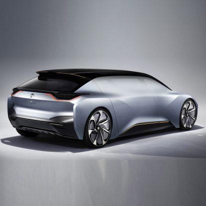 SXSW: NIO EVE concept autonomous car