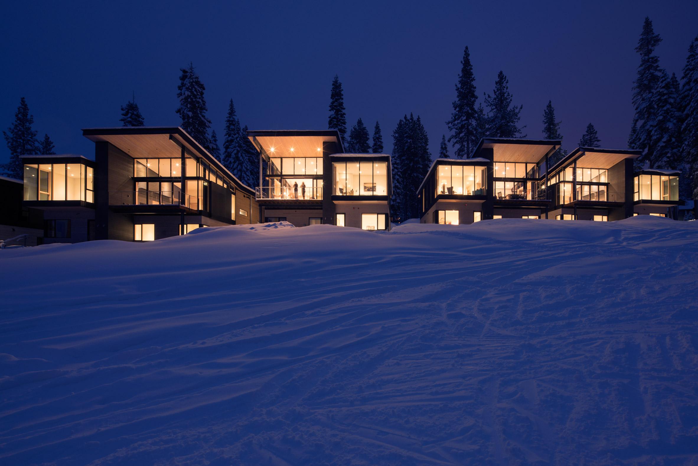 Northstar's Stellar Residences & Townhomes by Bohlin Cywinski Jackson