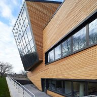 Ogden Centre for Fundamental Physics designed by Studio Libeskind