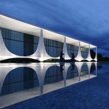 Palacio da Alvorada by Oscar Niemeyer