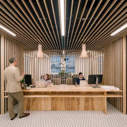 Office interior architecture and designDezeen