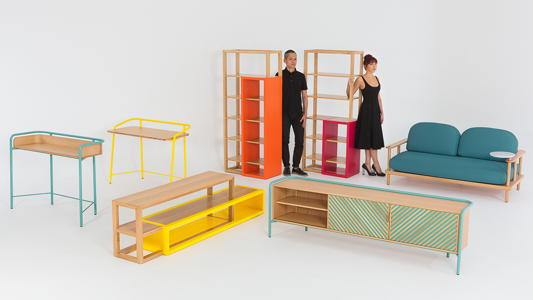 PLAYplay Collection 2 for Journey East by Lanzavecchia + Wai