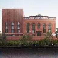 """Herzog & de Meuron to transform Brooklyn's """"batcave"""" into creative hub"""