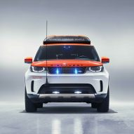 Project Hero by Land Rover