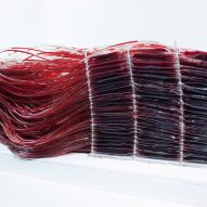 Red series 001 by Hyun-Gi Kim