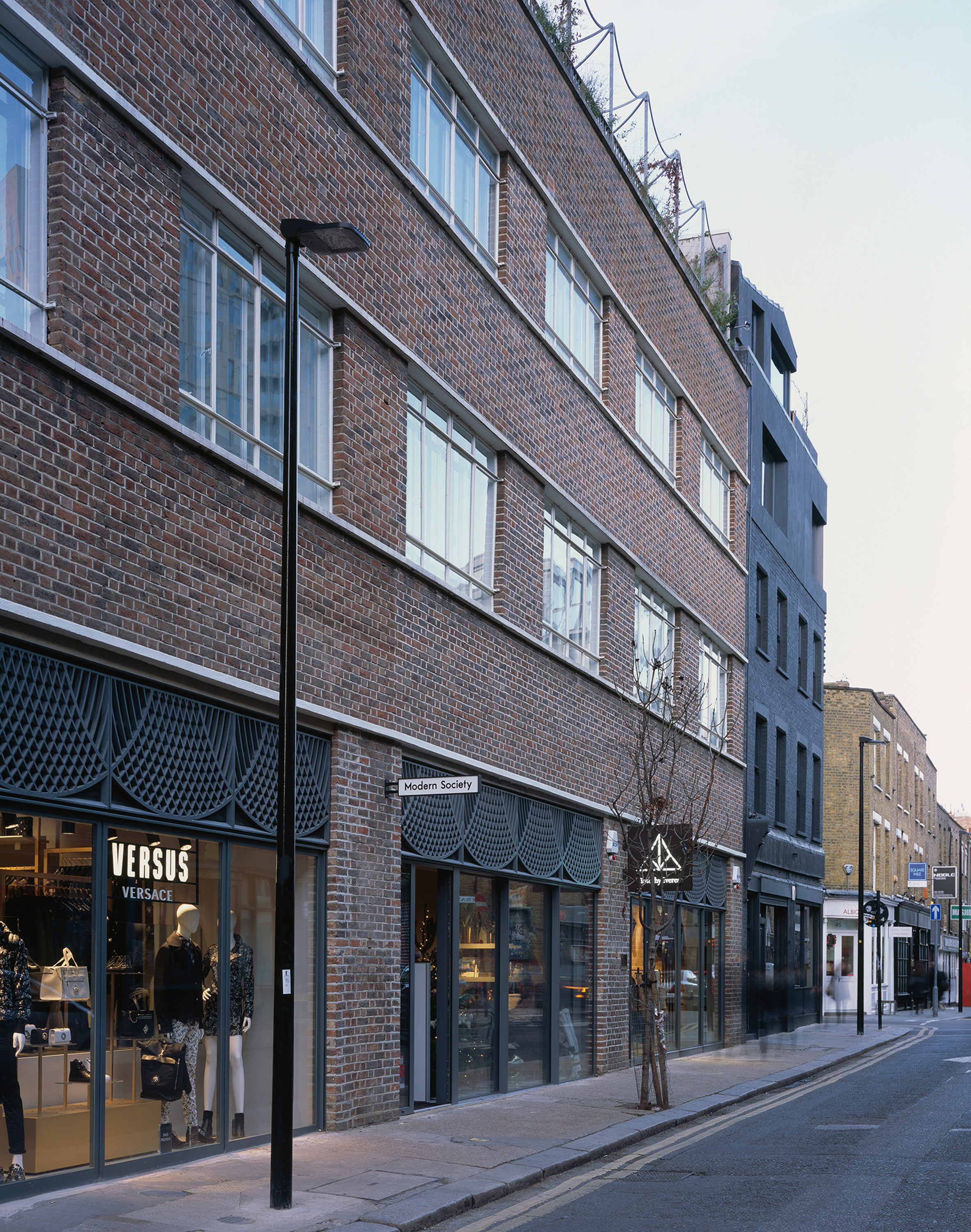 Redchurch Street by vPPR Architects
