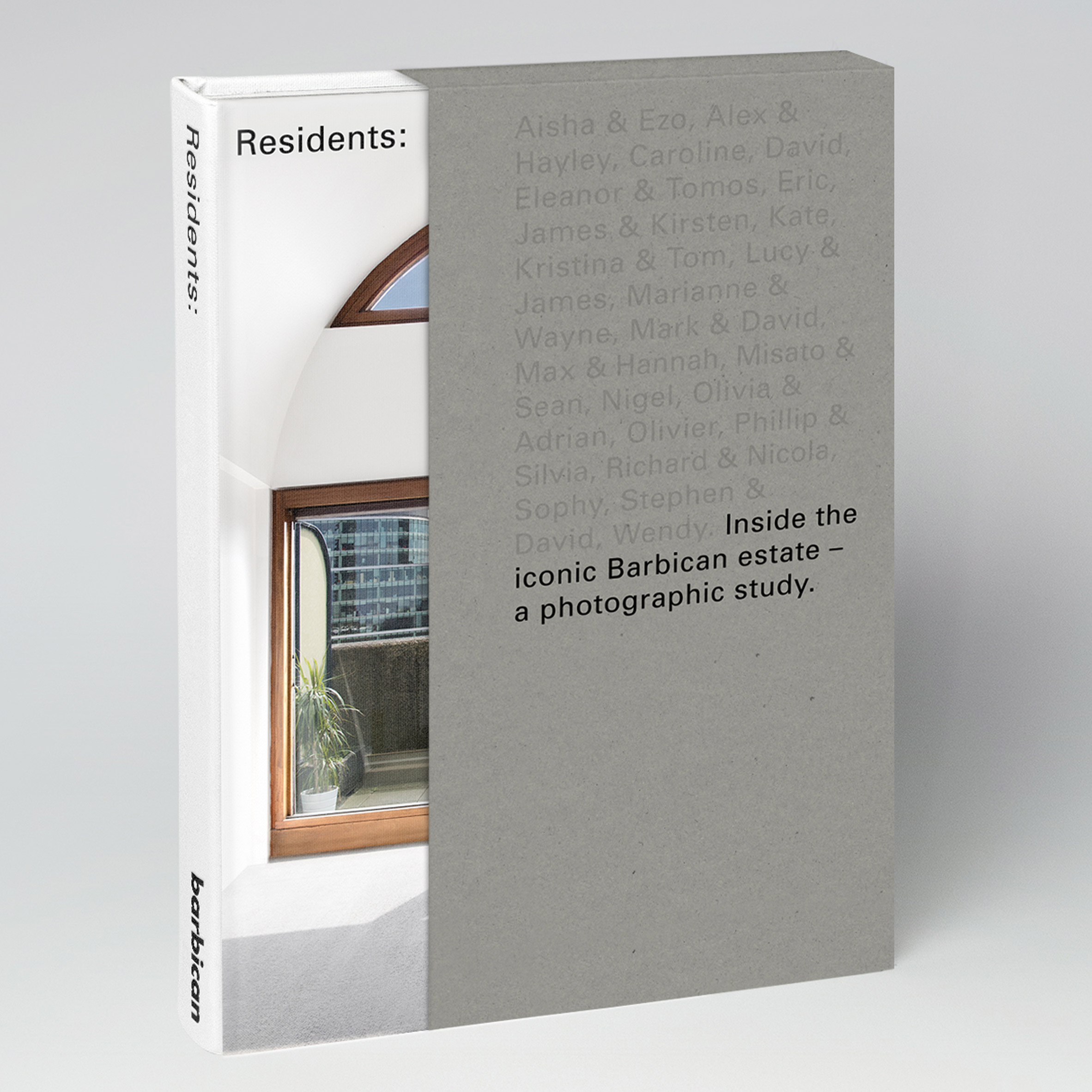 Competition: win a book showcasing 22 apartments inside the brutalist Barbican estate