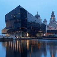 RIBA set to open dockside architecture centre in Liverpool this June