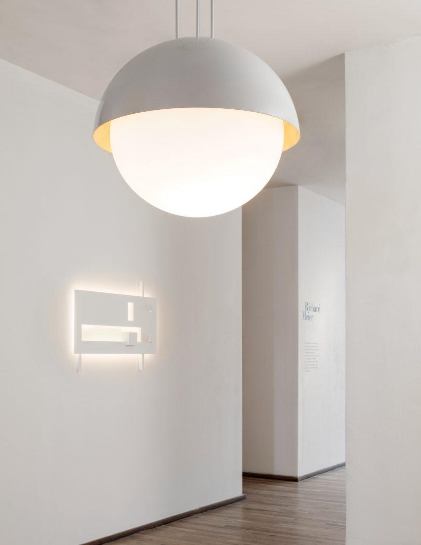 Richard Meier lighting collection