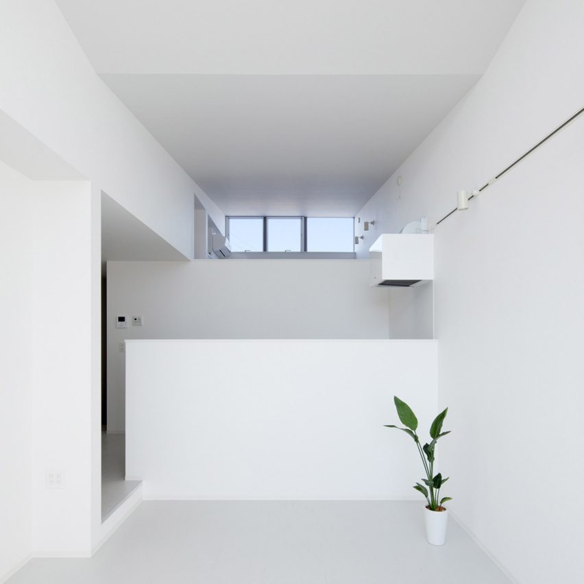 White Interiors 10 of the most popular all-white interiors from dezeen's pinterest