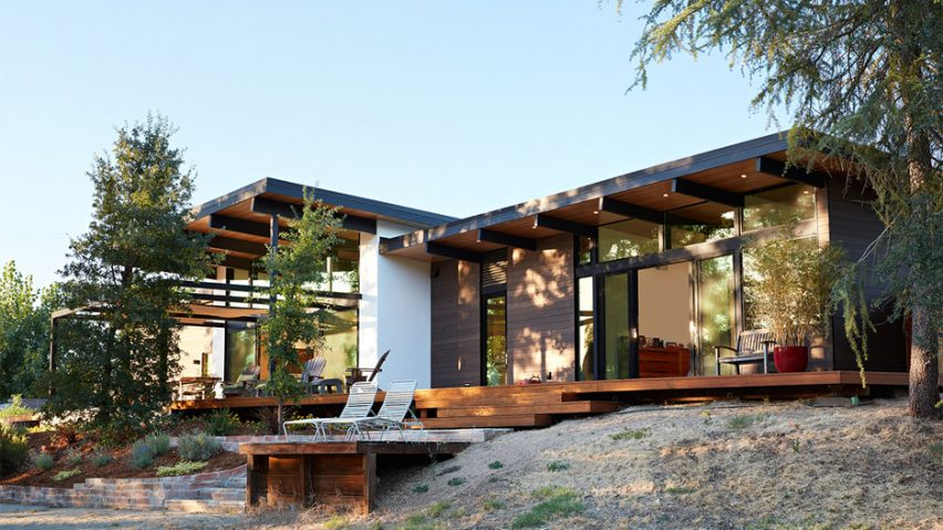 Northern California home by Klopf Architecture designed to keep a ...