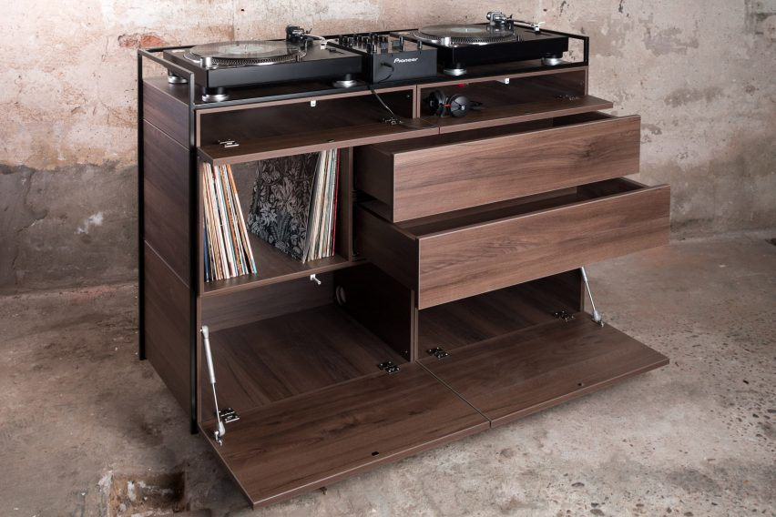 Sadly Ikea Seems To Be The Sole Purveyor Among Djs Record Collectors And Audio Heads With Omnipresent Kallax He Said