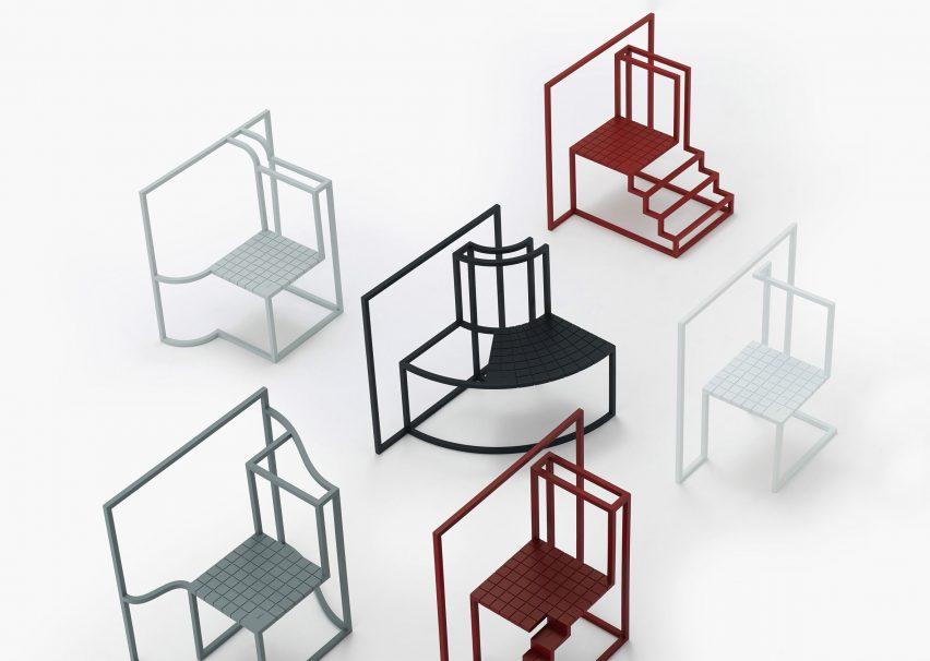 Shadows in the Windows by Ponti Design Studio