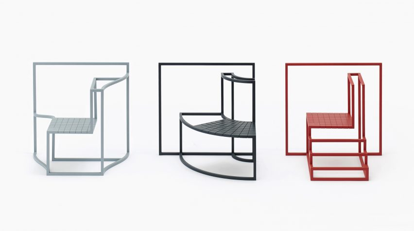Shadows in the Windows by Ponti Design Studio