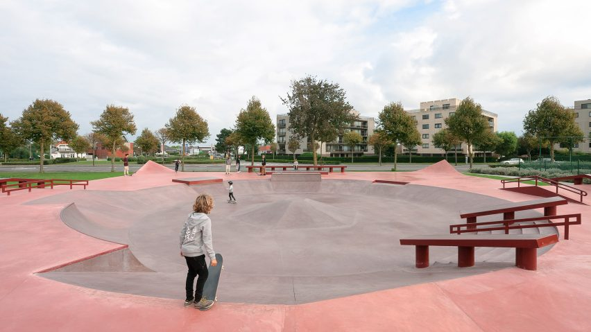 Skate stage by B-ILD & Constructo